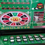 Kiezen tussen slots en roulette