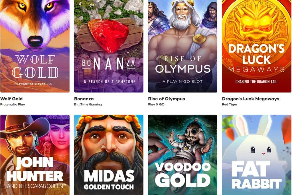 Bij 21.com kun je uit vele mooie spellen kiezen