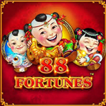 88 Fortunes review