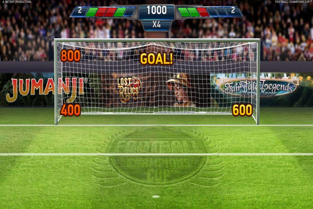 Goal Tijdens Penalty