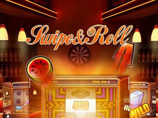 Swipe & Roll logo
