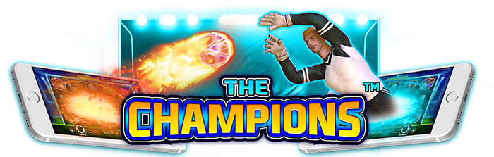 Logo The Champions