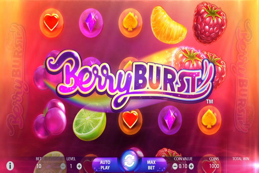 Berryburst ™ Review