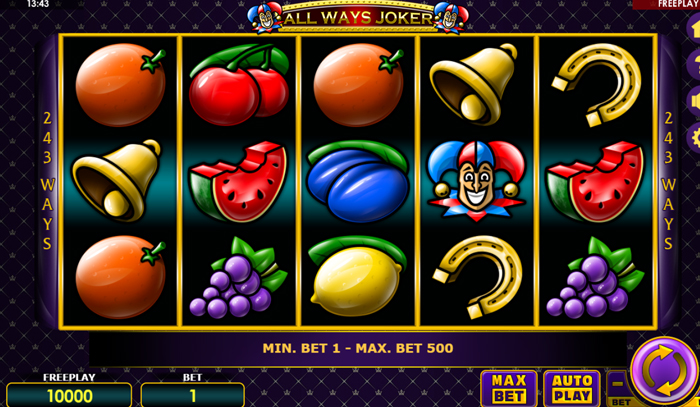 High & Low Volatility Slots