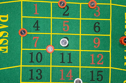 Inzetten plaatsen roulette how to