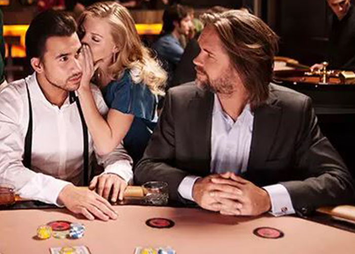 Multi Poker in Holland Casino