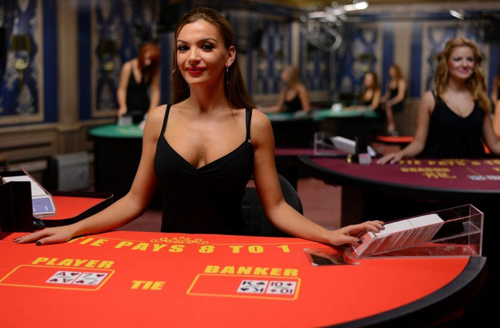 Punto Banco in het online live casino