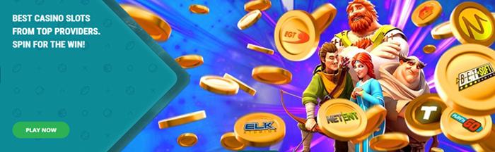 Spelen in het casino van 22Bet