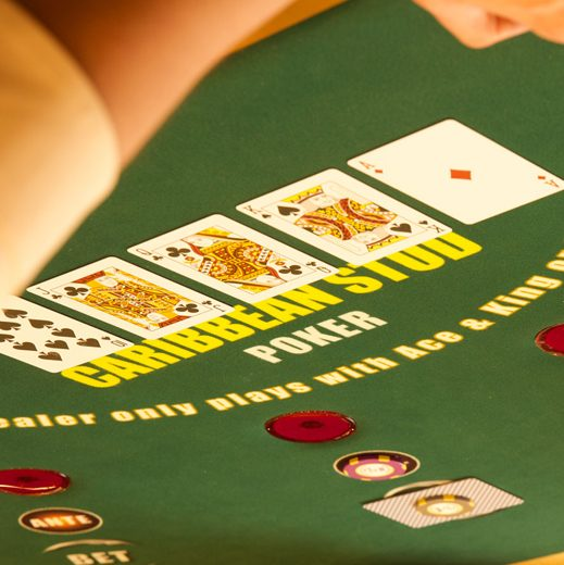 caribbean stud poker review