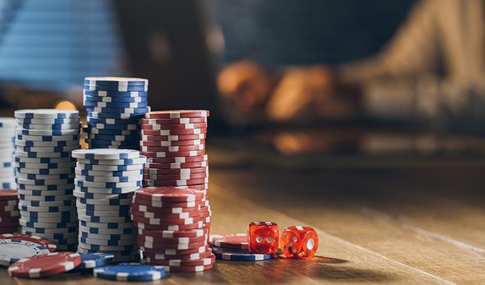 legaal online casino bonus