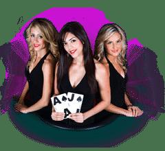 in een Live Casino spelen