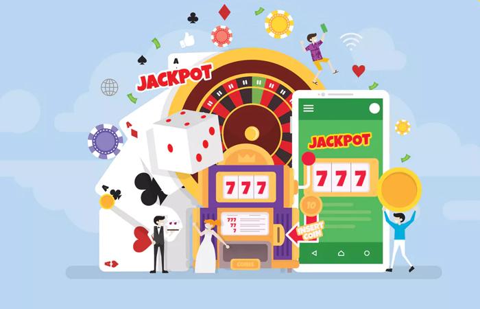 Online casino bonus op mobiel
