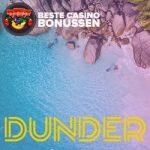 Dunder Casino bonussen