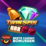 250 euro bonus op Twin Spin