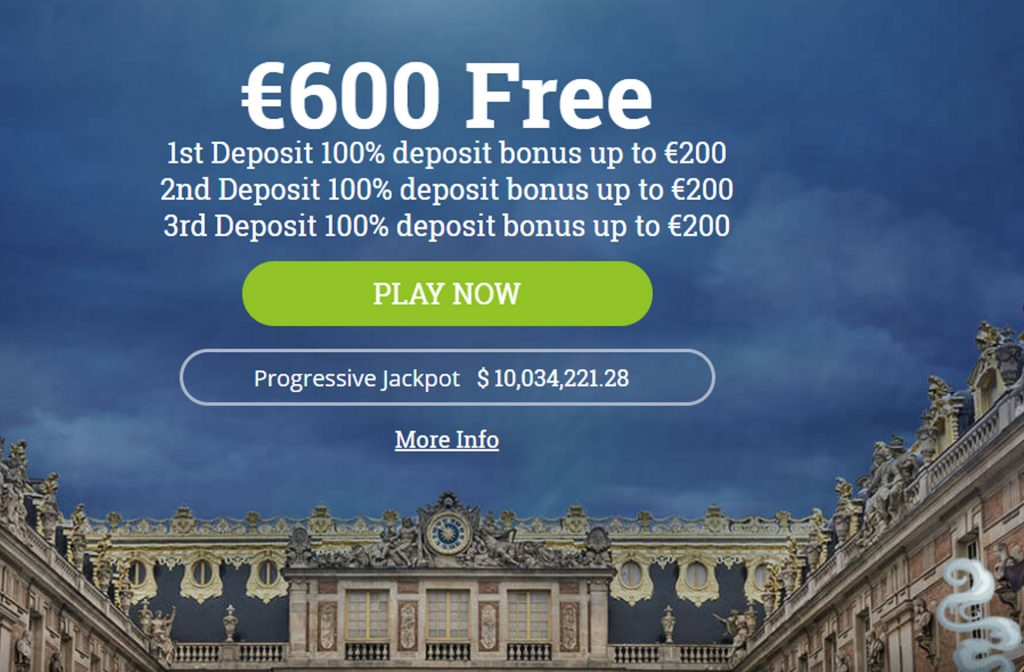 Bonus Euro Palace