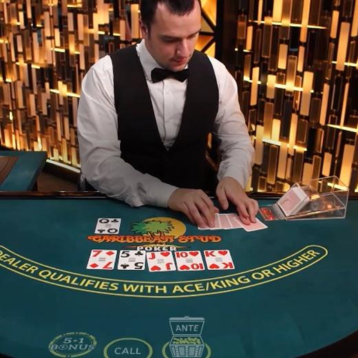 Caribbean Stud Poker spelregels