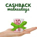 Cashback woensdag Klaver Casino