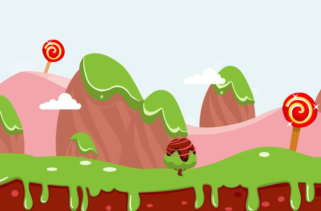 De Jellybean spellen