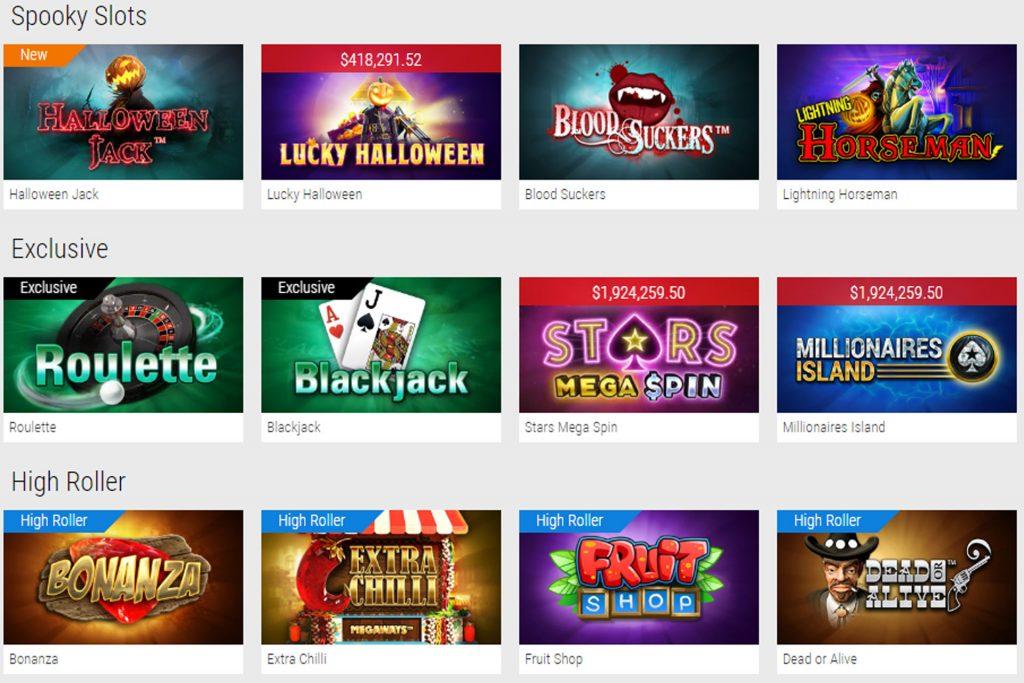 Full Tilt Casino Extra