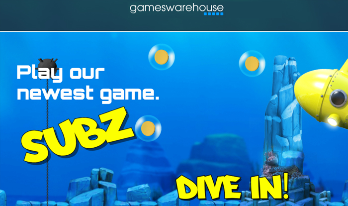 Gameswarehouse