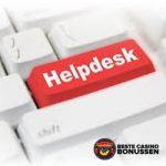 Online Casino Helpdesk