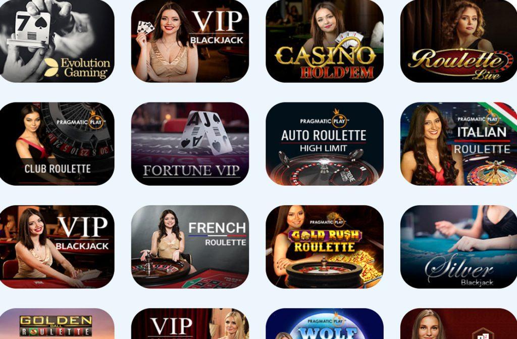 Het Jellybean live casino
