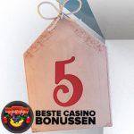 kerst reload bonus bij polder casino