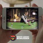 Mobiel storten bij online casino