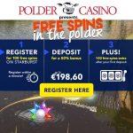 Nazomer actie Polder Casino
