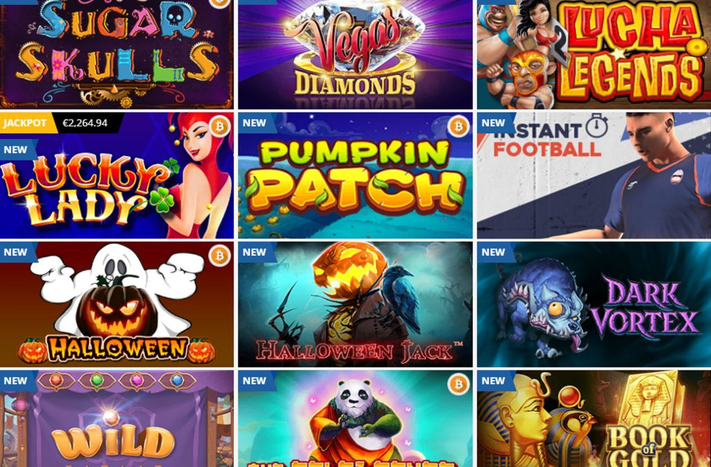 PlayAmo Topgames