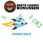 PlayFrank Casino bonus race