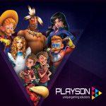 Playson logo