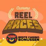 Reel Race bonus Casumo Casino
