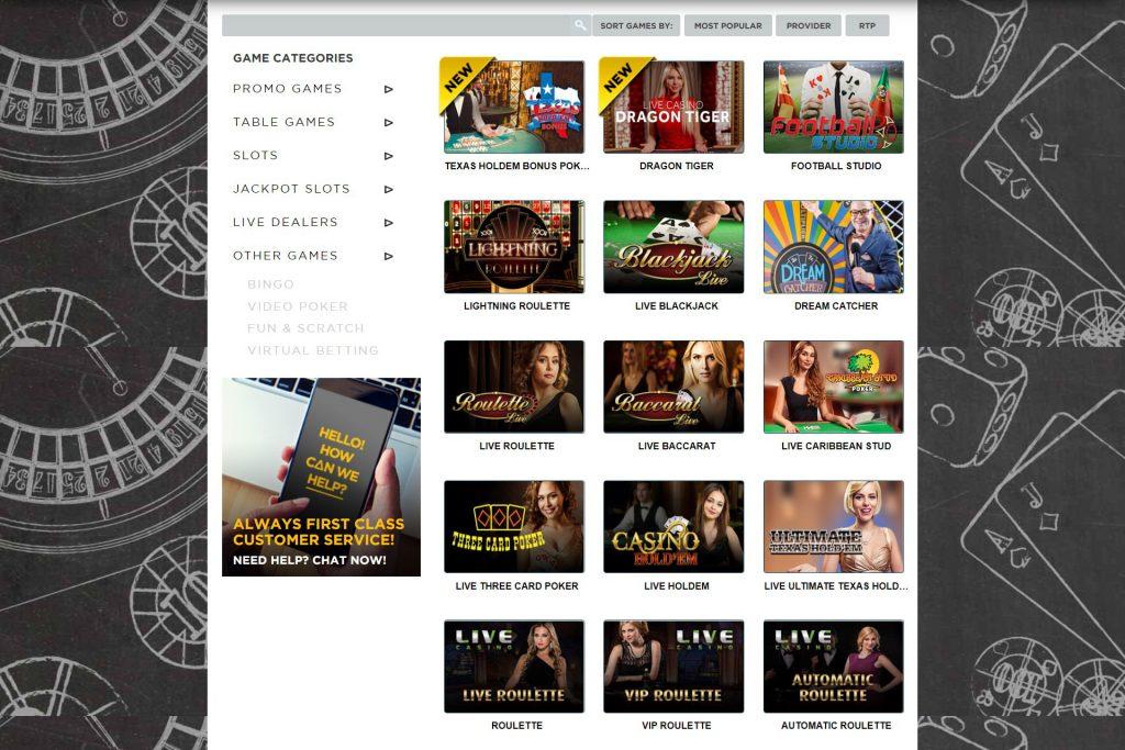 Screenshot 21 Casino