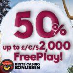sneeuwbal bonussen 888 casino