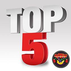 Top 5 online casino´s voor je mobiel