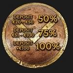 Weekend reload bonus Bronze Casino