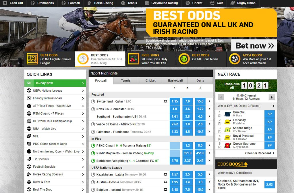 betfair sportsbetting