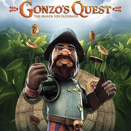 Gonzos Quest logo image