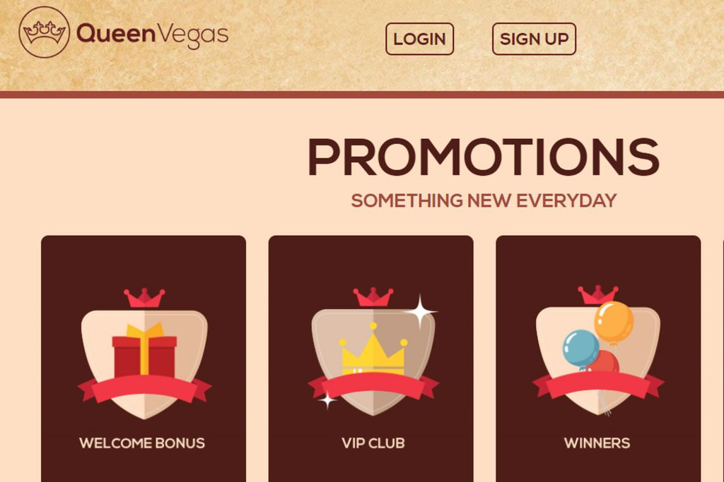 queenvegas casino bonus