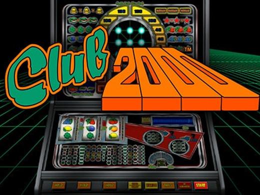 Club 2000 logo