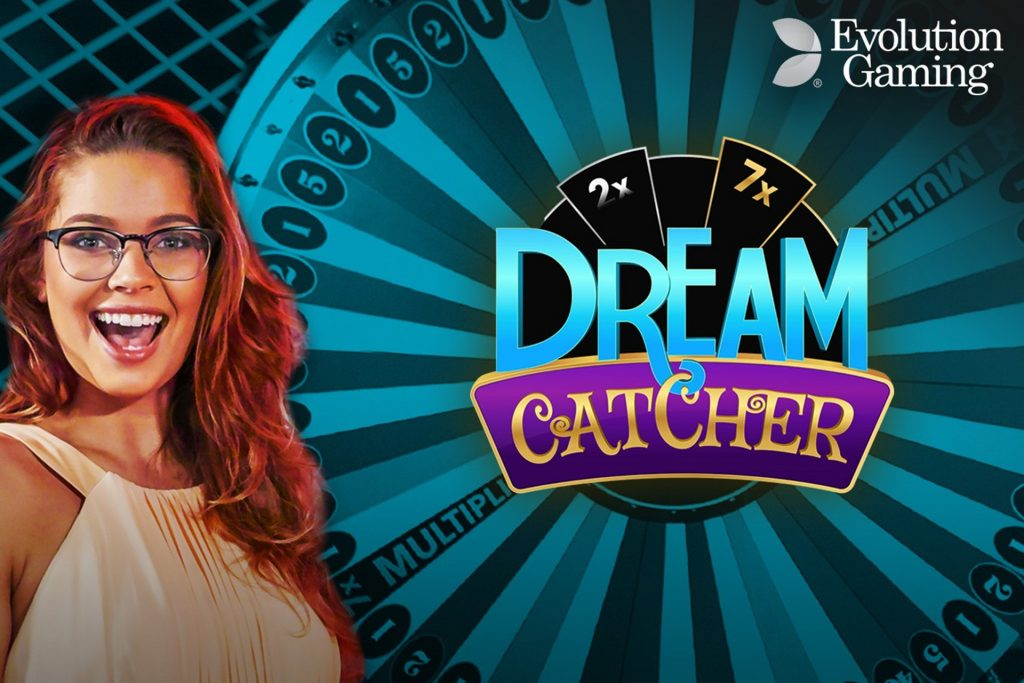 Dream Catcher is een spel van Evolution Gaming