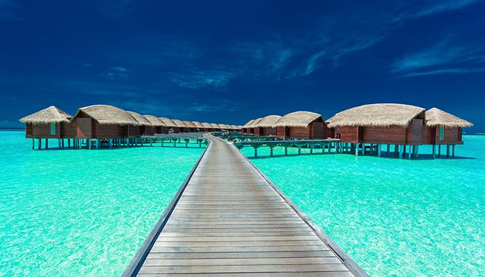 Droomresort op de Maldiven
