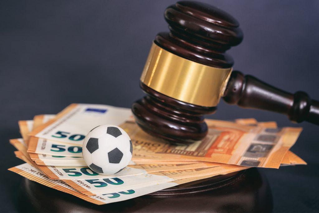 Echt geld inzetten met wedden op voetbal