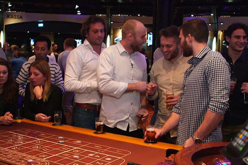 Franse roulette bij Holland Casino