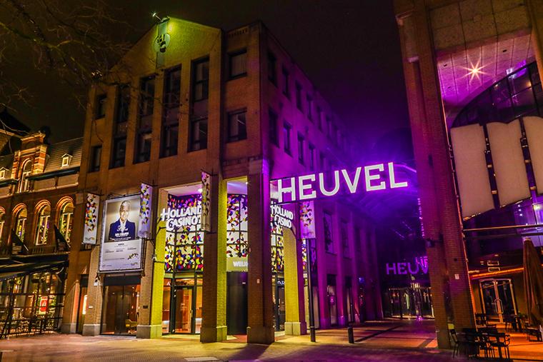Holland Casino Eindhoven Bij Nacht
