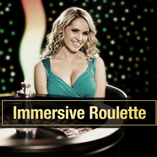 Immersive roulette spelen