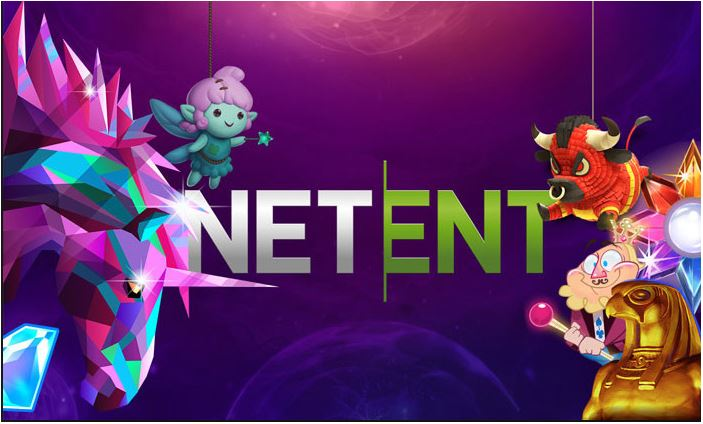 NetEnt live casino game