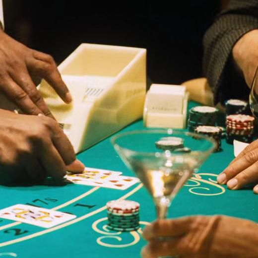 Zo verloopt blackjack