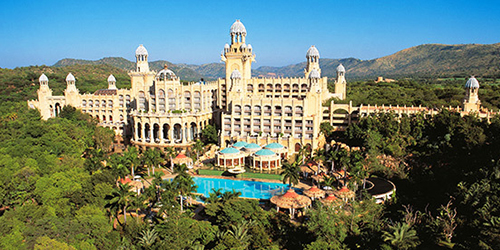 Sun City Resort Zuid Afrika